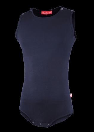 Romper met schoudersluiting